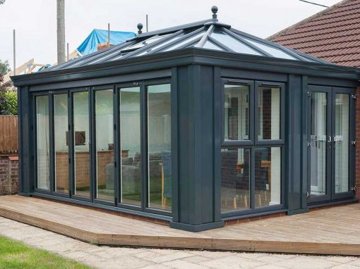 Bring In The Light with a Sunroom