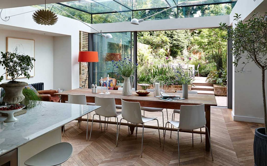 The Health Benefits of a CMG Conservatory